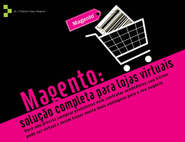 artigo e-commerce magento TI Digital Marcelo Guernieri